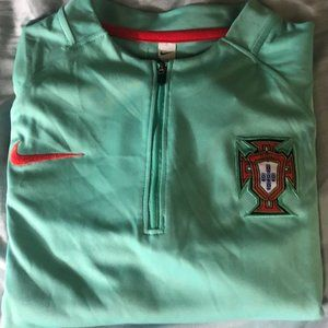 New Portugal 2021 NIke training Jersey